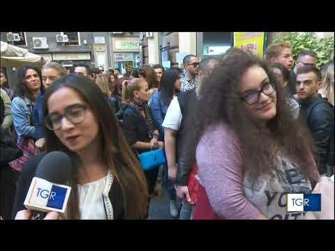 TgR 26.9.2017 Napoli musical +