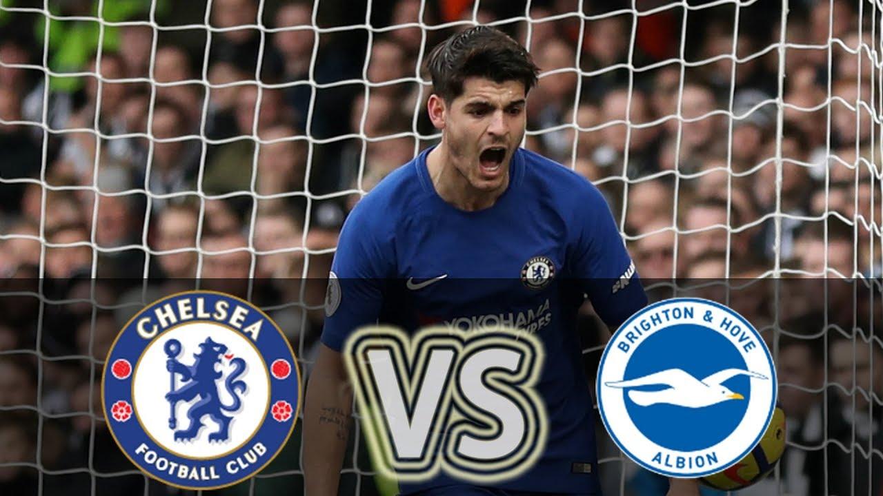 Download Chelsea vs Brighton 2-0 All Goals & Highlight Extended EPL 2017-18