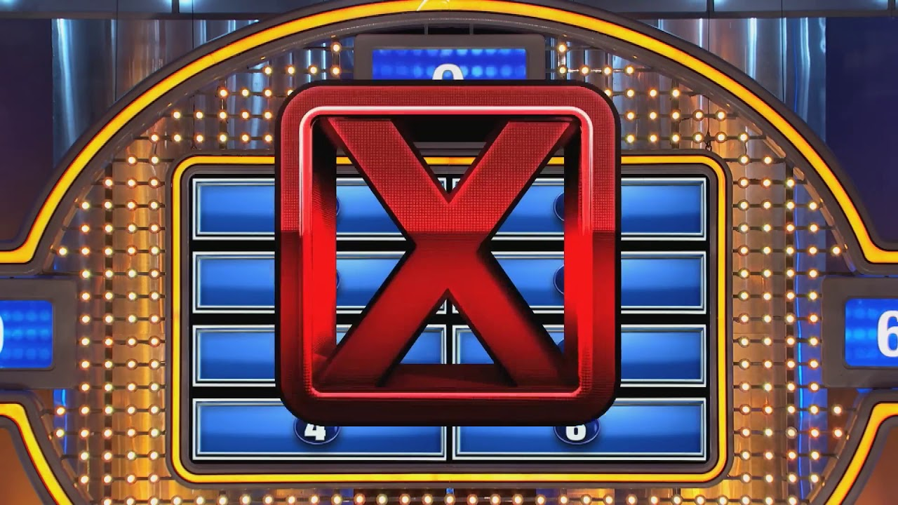 Image result for image, photo, picture, family feud, x