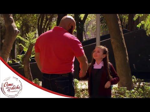Lupita es acosada | Como dice el dicho