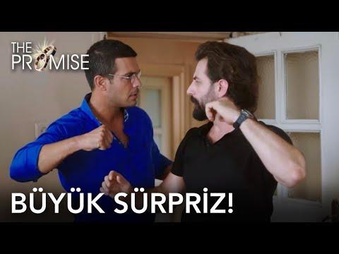 Kemal ve Emir'e büyük sürpriz! | Yemin 73. Bölüm