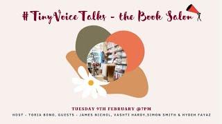 Tiny Voice Talks Book Salon - Unpicking the theme of 'Family'