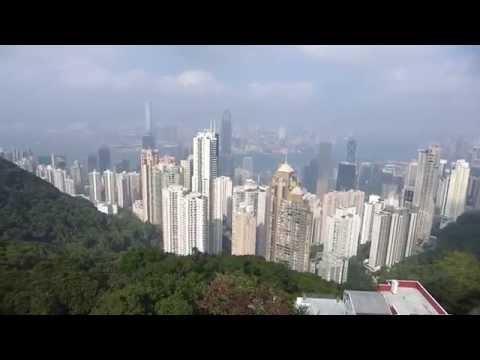 Hong Kong - Victoria Peak 扯旗山 HD (2015)