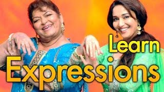 The Expression Class by Masterji - Saroj Khan
