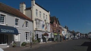 Aldeburgh, Suffolk. High Street.