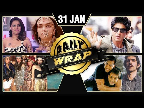 Kareena Kapoor's Party At Goa, Swara vs Deepika On Padmaavat, Shah rukh Khan In Trouble| Daily Wrap