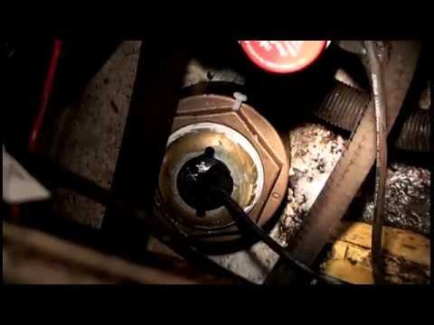 How To Install Thru-Hull Transducer, MARK FISH ON PLANE  40+ MPH/AIRMAR/  SIMRAD -Team Old School