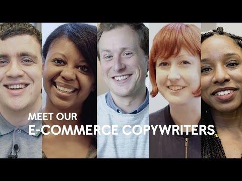 Meet our E-Commerce Copywriters