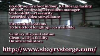 Indoor RV Storage San Diego Ca.mp4