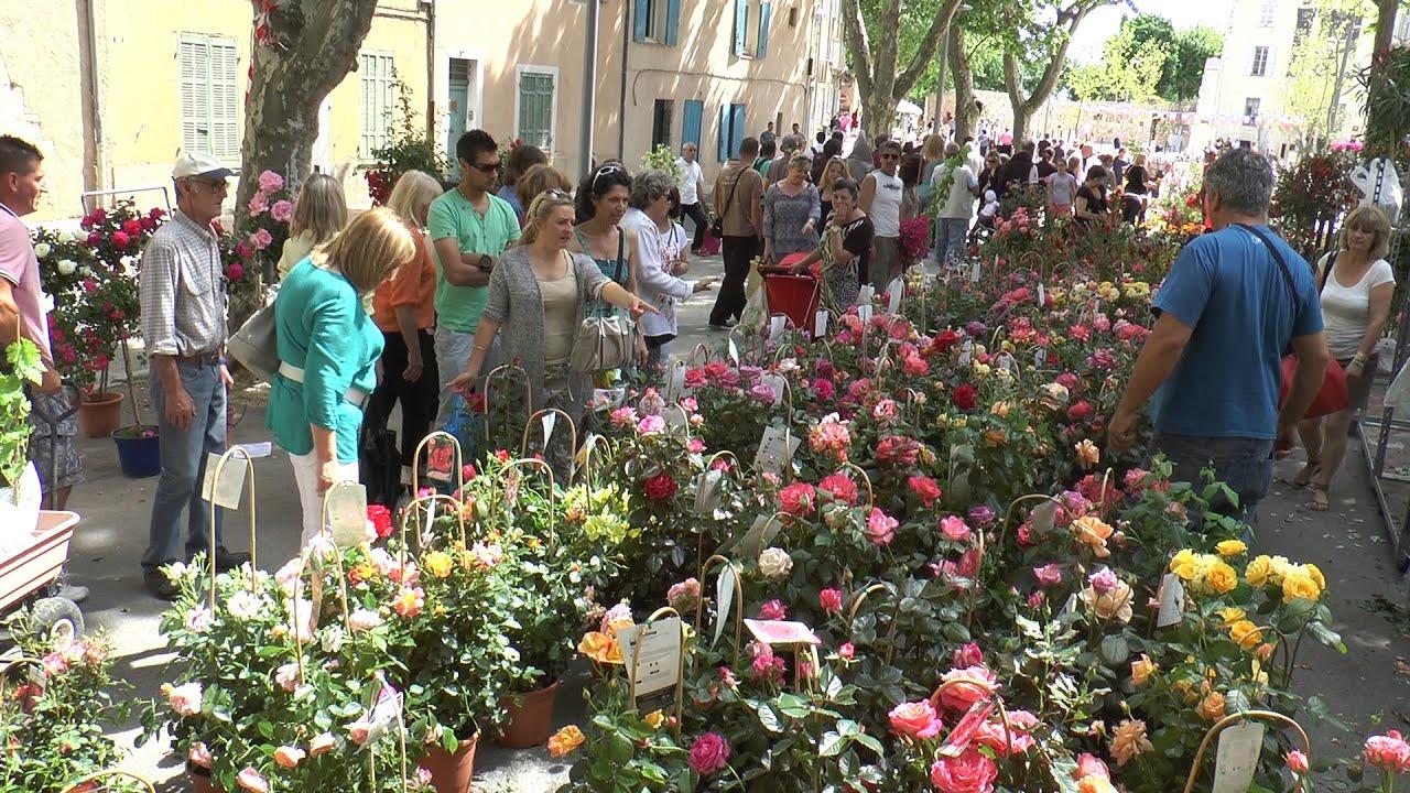 Jardins en fªte  Saint Maximin le week end dernier
