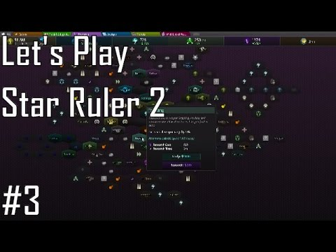 Let's Play Star Ruler 2 - Entry 3 - Adapting to a New