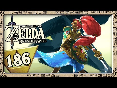 THE LEGEND OF ZELDA BREATH OF THE WILD Part 186: Sandrobben-Angriff auf Vah Naboris