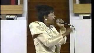 "O'landa Draper  & Shirley Caesar ""I'll Never Stop Praising The Lord"""