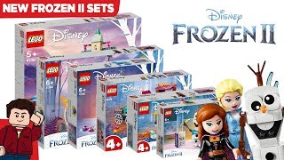 LEGO Frozen 2 Sets OFFICIALLY Revealed