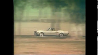 1966 Ford Mustang Commercials (1 of 9) Mustang Love Affair TV Ad