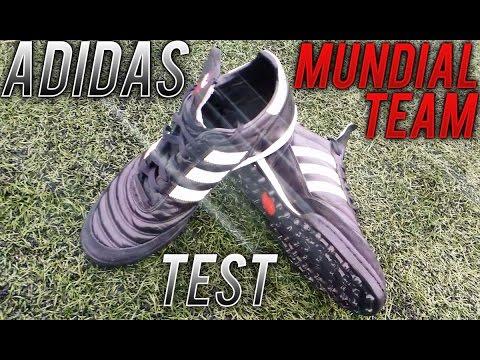 TEST Adidas Mundial Team | Buty Platiniego i Maradony