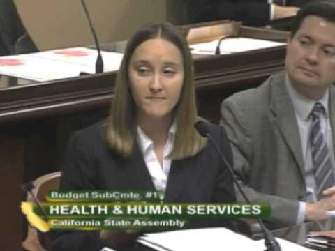 Reducing Child Poverty in California - CDF-CA Recommendations to Assembly Budget Subcommittee