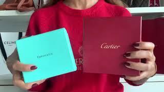 Tiffany T wire bracelet Cartier love sm