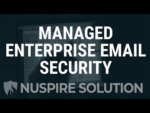 Webinar: Enterprise Email Security