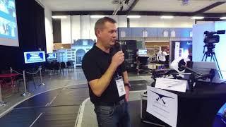 Drone Fly Inspect, le spécialiste de l'image par drône / Connect Street Charente / 2017