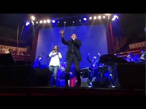 Live Music : Boogie Woogie : Jools Holland Band at the Royal Albert Hall -