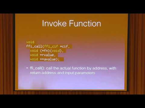 RubyConf Taiwan 2015-Day1 R0 06 林鈺翔John Lin:Need for Speed   Boost ruby with FFI