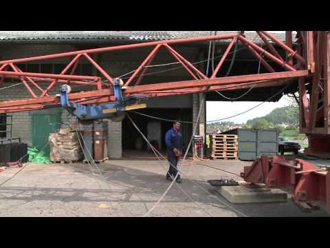 Baureportage Agrarcenter Landi Maiengrün