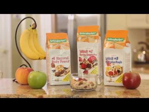 Seitenbacher Musli Cereal :30 Underwriting Spot (WUSF-TV)