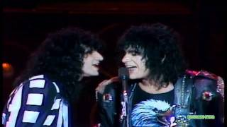 KISS - Crazy, Crazy Nights [ Crazy Nights tour 4/21/88 ]