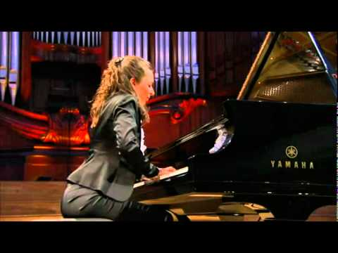 Chopin Competition 2010 - Yulianna Avdeeva - Polonaise Fantasie op61 in A flat major