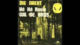 Wil De Bras - Die Nacht