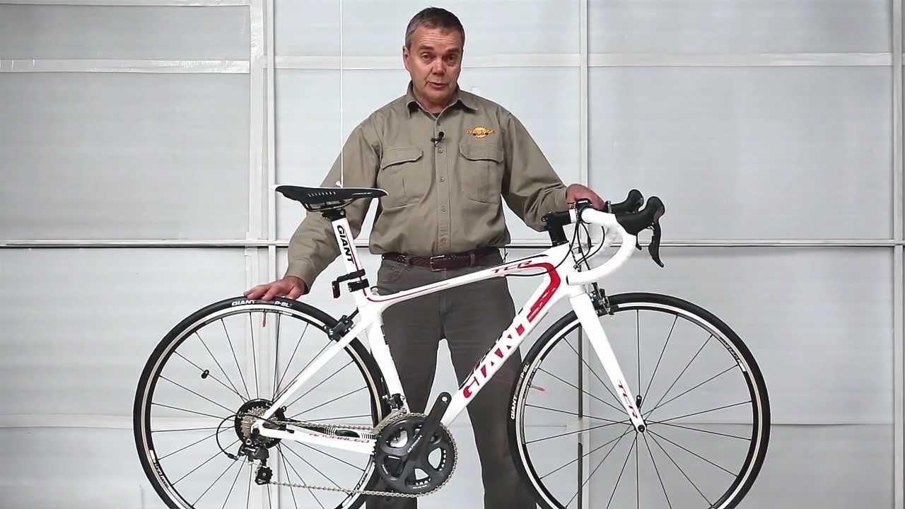 Giant TCR Advanced 1 2013 Road Bike