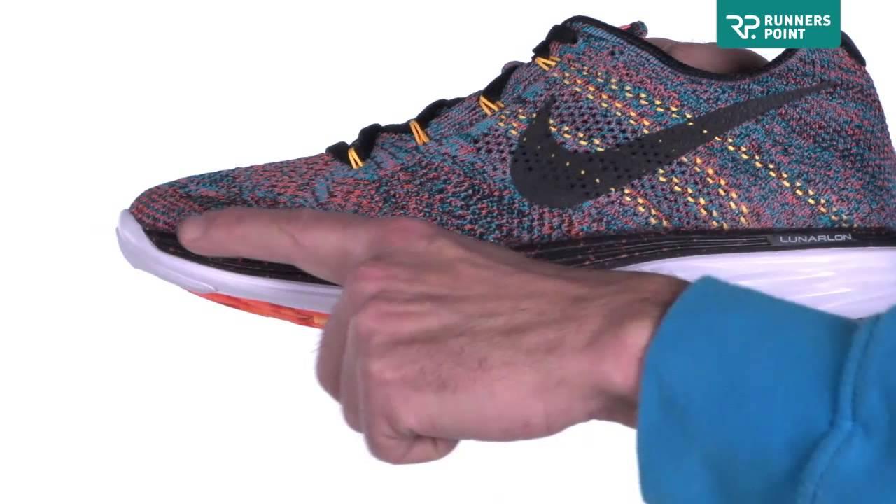 b2a3ed4490ba1 Nike FLYKNIT LUNAR 3 - YouTube