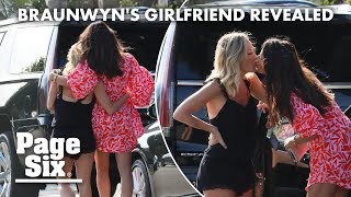 Braunwyn Windham-Burke confirms relationship with 'RHOC' alum | Page Six Celebrity News