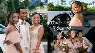 Day In The Life #eDayz Vlog 14 | Healthy Breakie, Workouts & PROM BTS!?!