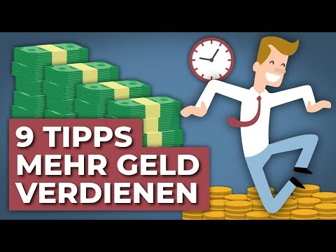 9 Tipps um mehr Geld zu verdienen   Finanzfluss