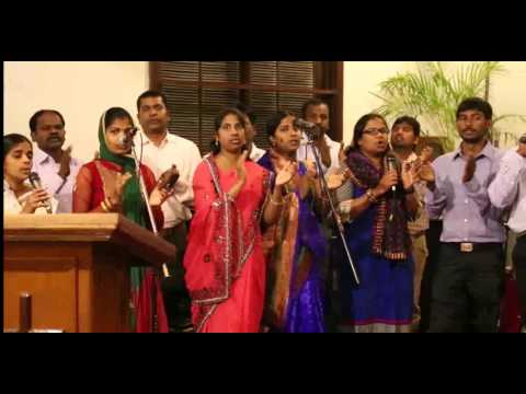 Praise God Ministry - Friday Second Service 18/03/2016