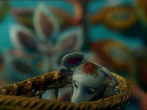Мультфильм как мышонка укладывали спать