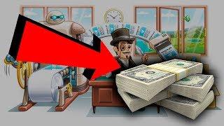 Как заработать деньги в интернете без вложений