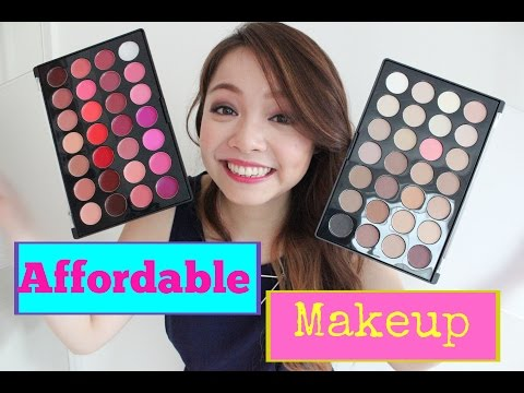 Trang Điểm Tiết Kiệm - Affordable Makeup | TrinhPham