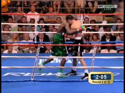 Antonio Margarito vs Paul Williams