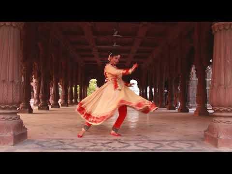 Tarana (Katyar Kaljat Ghusli) Kathak by Palak Kharche
