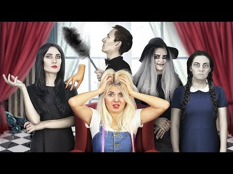 11 Addam's Family Halloween Pranks