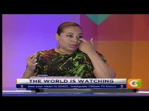 The world is watching #CitizenExtra