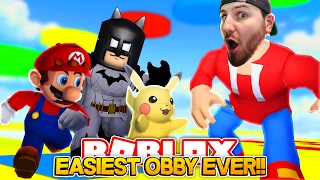 ROBLOX Adventure - THE EASIEST BUT BEST OBBY!!!
