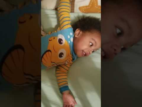20 Months Old Baby J Bedtime Daily Routine