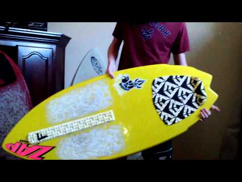 Zap And Exile Carbon Fiber Board Reviews