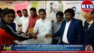 BTS NEWS HYDERABAD Today 1st National Championship 2018 under Kalinga Martial Arts Academy and Sport
