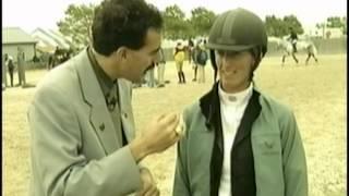Borat - Hampton Classic Horse Show
