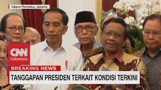 Mahfud MD & Tokoh Lainnya Usulkan 3 Opsi ke Jokowi Terkait UU KPK